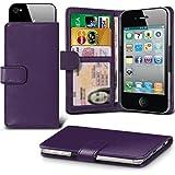 i-Tronixs (Dark Purple 5 inch) case for Wileyfox Pro case