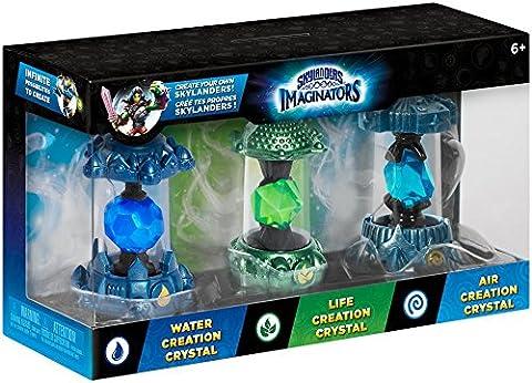 Figurine Skylanders Imaginators : Triple Pack - Eau + Air + Vie