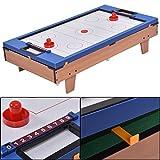 Multifunktionsspieltisch Multi-Spieltisch Multigame 4 in 1 Tischfußball Billard Tischtennis Hockey - 3