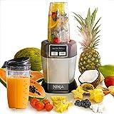 Ninja Nutri Pro Complete Personal Blender 900W - BL470UK - Silver