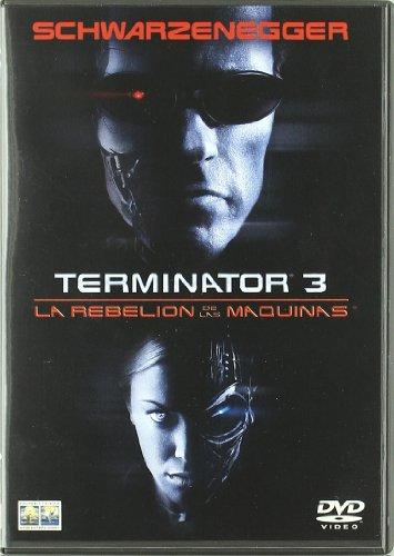 Terminator 3: La Rebelión De Las Máquinas (2 Dvd's) [DVD] (2003) Arnold Schwa