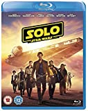 Image of Solo: A Star Wars Story [Blu-ray] [2018] [Region Free]