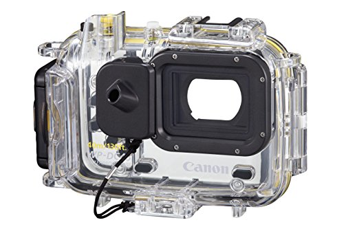 Buy Canon WP-DC45 Waterproof Case for Powershot D20 Reviews