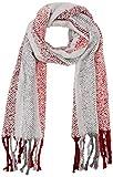 s.Oliver Damen 39.810.91.2411 Trilby, Rot (Red Stripes 31g1), One Size (Herstellergröße: 1)