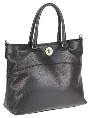 abro Adria 025317–37 Handbag, 27 x 32 x 13 CM Black