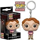 Funko Pop Schlüsselanhänger - Stranger Things - Barb Figur