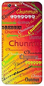 Chunmun (Add Meaning) Name & Sign Printed All over customize & Personalized!! Protective back cover for your Smart Phone : Huawei P-9
