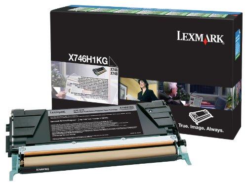 Preisvergleich Produktbild LEXMARK PB Toner X746,X748 12000 Seiten, schwarz
