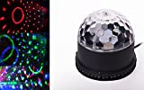LED Disco Licht Discokugel Licht-Effekt Magic Ball DJ Party Discolampe Lichtkugel