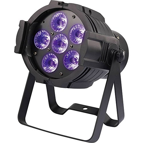 Renkforce RDM PAR LED-PAR-Scheinwerfer Anzahl LEDs: 6 x 10 W Schwarz