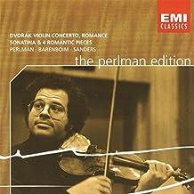 Dvorak: Violin Concerto in A Minor - Romance - Sonatina - Four Romantic Pieces