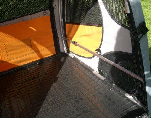 Petego Comfort Wagon L – Hunde Fahrradanhänger - 4