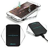 Nillkin Universal Qi Ladestation | drahtloses Laden | kabellos Aufladen | Induktive Lade-Station in Schwarz | Wireless Ladegerärt | Charging Pad | Dock-ing Station