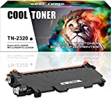 Cool Toner Kompatibel Tonerkartusche für Brother TN-2320 TN2320 TN 2320 für Toner Brother MFC L2700DN MFC-L2700DN,Brother HL-L2340DW HL L2340DW HL L2300D HL-L2360DN DCP L2520DW, 2,600 Seiten