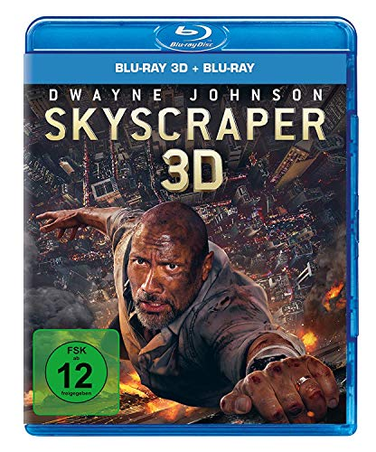 Pad Sahne (Skyscraper  (+ Blu-ray 2D))