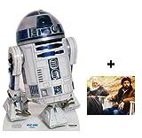 *FANBÜNDEL* R2-D2 - Star Wars LEBENSGROSSE PAPPFIGUREN / STEHPLATZINHABER / AUFSTELLER - ENTHÄLT 8x10