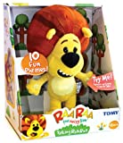 "Raa Raa The Noisy Lion -Talking Raa Raa - approx 10""/25cm, used for sale  Delivered anywhere in UK"
