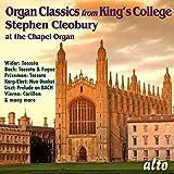 Classiques pour orgue au King`s College