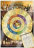 Cocktails Stimmungskompass (2017) - Welcher Cocktail soll es sein? Entscheiden Sie nach Stimmung, Anlass, Geschmack und Farbe: Mit Rezepten und Tipps zum Selbermachen (DINA4, laminiert)