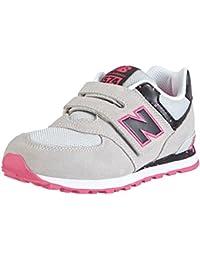 New Balance KG574 - Zapatilla deportiva de piel infantil