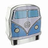 Volkswagen T1 Bus Brotdose aus Metall - VW Bulli Brotbox Vesperdose Volkswagen Brotbox