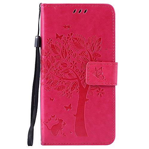 generique-bolso-estilo-bolera-para-mujer-rojo-rojo-samsung-galaxy-c5-sm-c5000