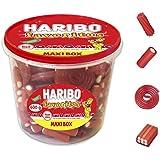 Haribo Maxibox Fav Red Mix Geles Dulces - 600 gr