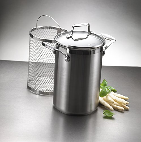 Scanpan Impact 4.5 Litre Asparagus Pot with Insert