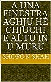 A una finestra aghju hè chjuchi è altu in u muru (Corsican Edition)