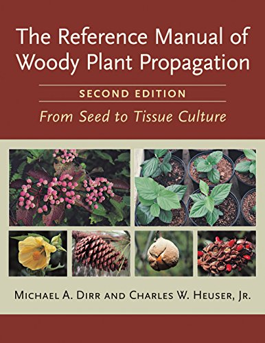 Reference Manual of Woody Plant Propagation: From Seed to Tissue Culture por Michael A. Dirr