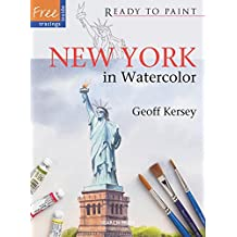 Ready to Paint: New York: in Watercolor