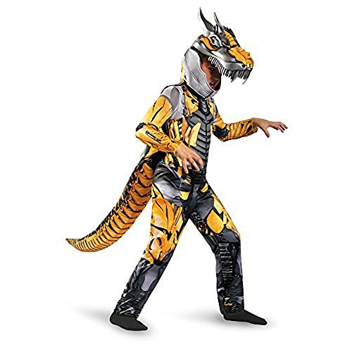 s Age of Extension Grimlock Deluxe Boys Costume, 4-6X ()