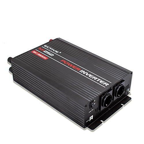 ECTIVE MI-Serie Wechselrichter 2500W mit modifizierter Sinuswelle 48V zu 230V in 4 Varianten: 300W - 3000W