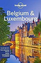 Lonely Planet Belgium & Luxembourg [Lingua Inglese]