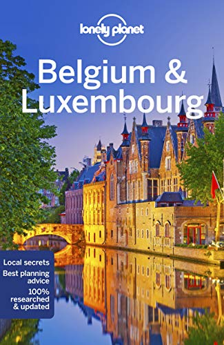 Belgium & Luxembourg (Lonely Planet Travel Guide)