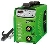 GYS Elektroden-Schweißgerät mit Digitaldisplay 160 A, grün, Inverter 5000
