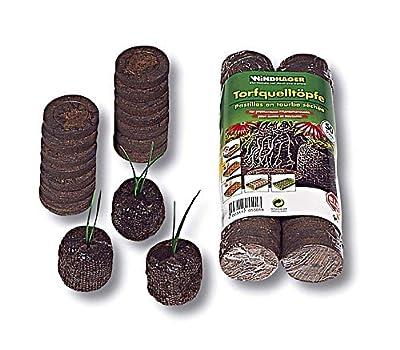 Windhager 50 Torfquelltöpfe Sb/Pkg von Windhager auf Du und dein Garten