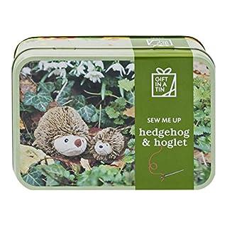 Sew Me Up Creatures - Hedgehog & Hoglet