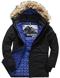 Superdry Herren Jacke Everest Twin Peaks Jacket
