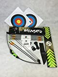 Best Archery Bows - Kids Starter Wildcat Archery Set With 8 Arrows Review