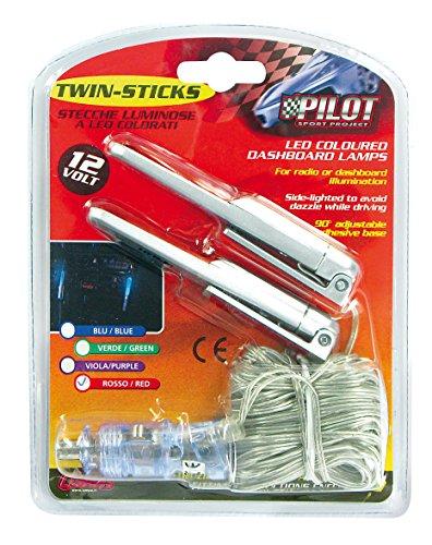 Twin-Sticks 12V - Rosso