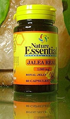 Royal Jelly 60Capsules of 1000mg of Nature Essential from Distribudiet