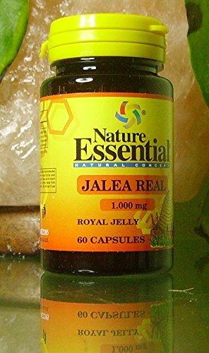 Jalea Real 60 cápsulas de 1000 mg de Nature Essential