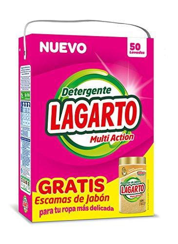 Lagarto Detergente en Polvo para Lavadora
