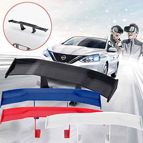 Sedeta® Mini-hintere Endstück-Spoiler-Flügel GT Carbon-Dekoration ohne Perforation für Mini Cooper Der König Auf Dem Parkplatz