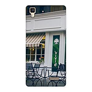 Neo World Urban Sitting Back Case Cover for Oppo R7