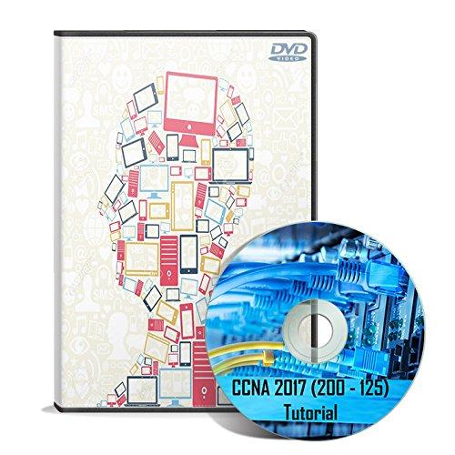 CCNA 2017 (200 - 125) Complete InDepth Tutorial (2 DVDs)