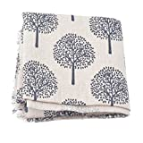Souarts Stoffpakete DIY Baumwolltuch Baum Muster Patchwork
