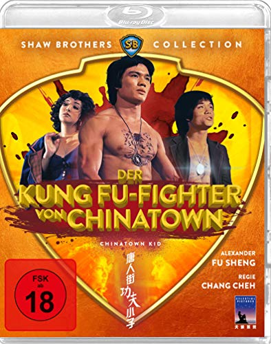Der Kung Fu-Fighter von Chinatown - Chinatown Kid (Shaw Brothers Coll.) [Blu-ray]