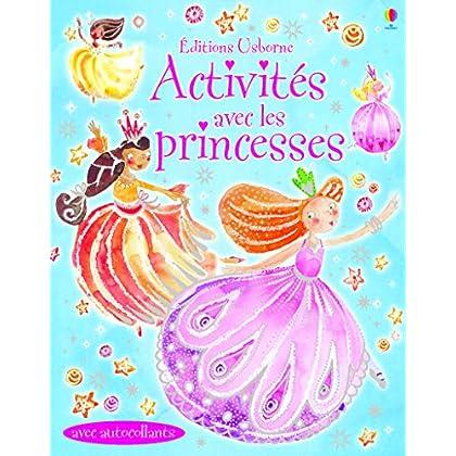 Activités avec les princesses